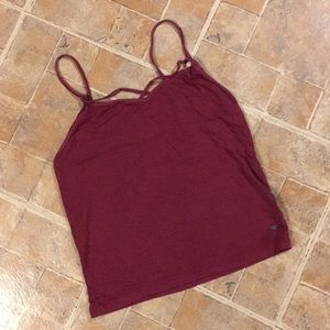 American Eagle soft and sexy cropped tank top